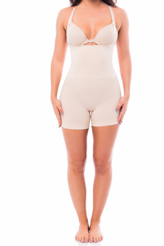 Every Day Body Shaper Nude Boyshort - Fashion Effect Store  - 1
