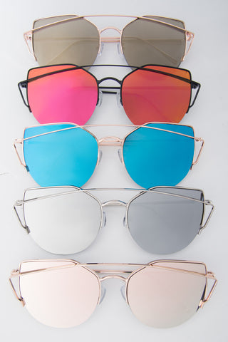 Ring Leader Sunglasses - Fashion Effect Store