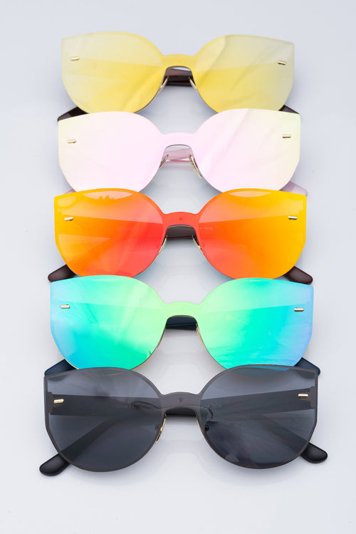 Tropical Vibes Sunglasses