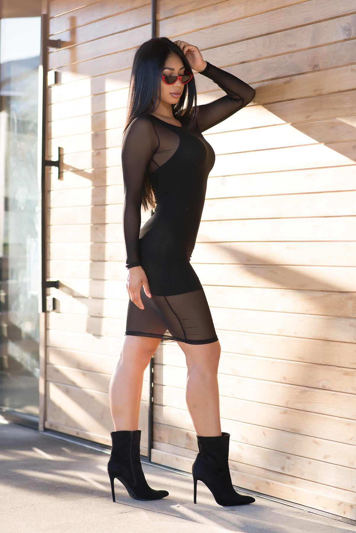 Kandice Dress - Black