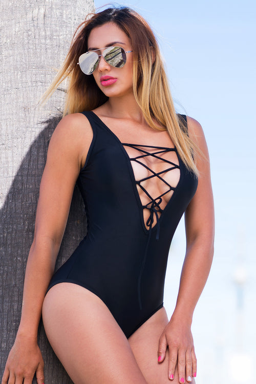 Anguilla  One Piece Swimsuit