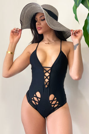 Shell Beach One Piece Swimsuit