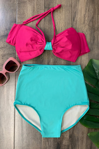 Seaside Coast Two Piece Swimsuit