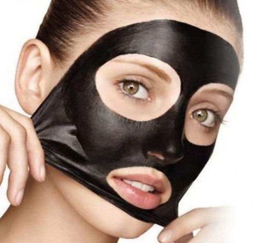 Deep Cleansing Charcoal Black Mask