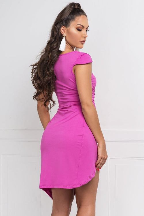 Lauren  Dress - Purple