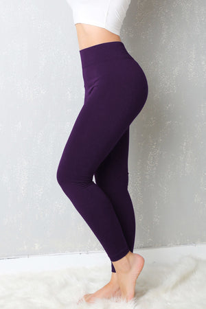 My Favorite  Leggings Ever Purple - Fashion Effect Store