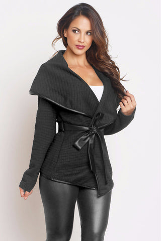 My Comfy And Classy Jacket GRAY - Fashion Effect Store  - 1