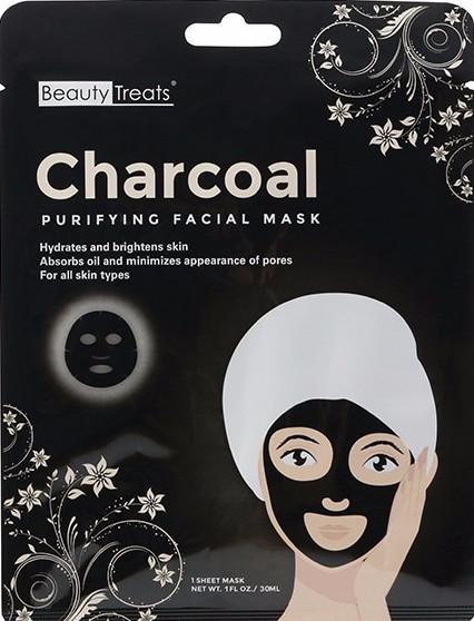 Accesories - Charcoal Purifying Facial Mask