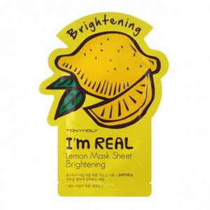 Accesories - I'm Real LemonMask Sheet