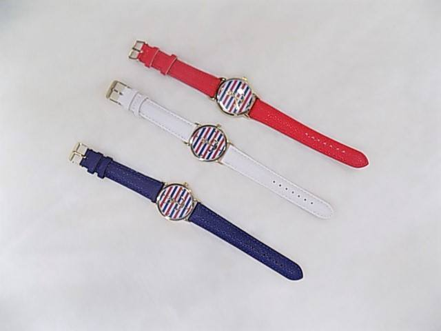 Red White & Blue Anchor Watch - Fashion Effect Store  - 2