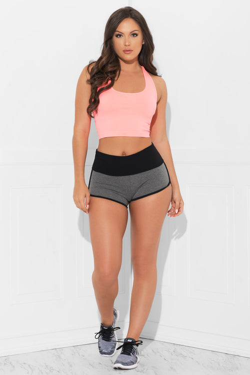 Work Out/Lounging Shorts Grey