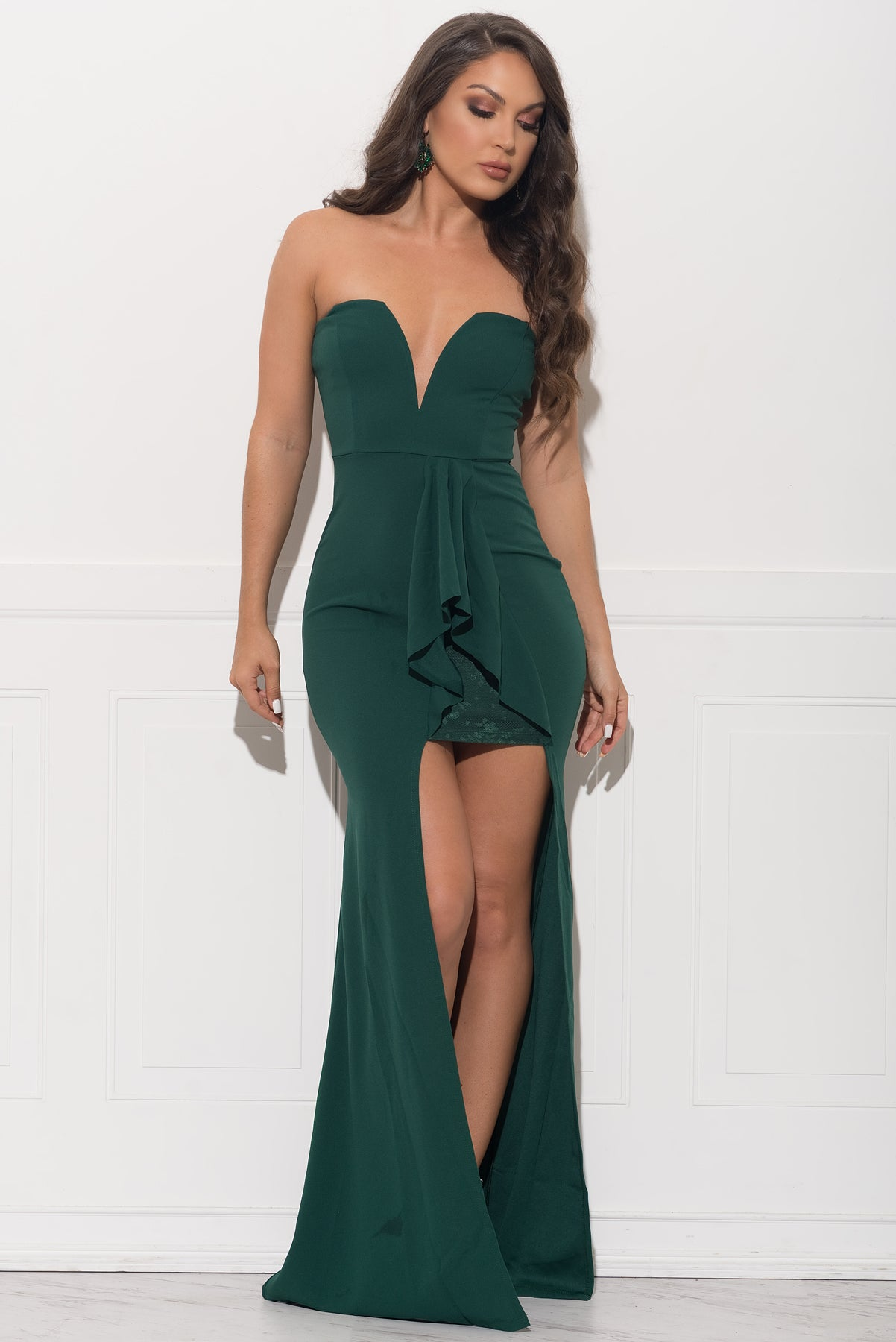 Rainey dress - Green