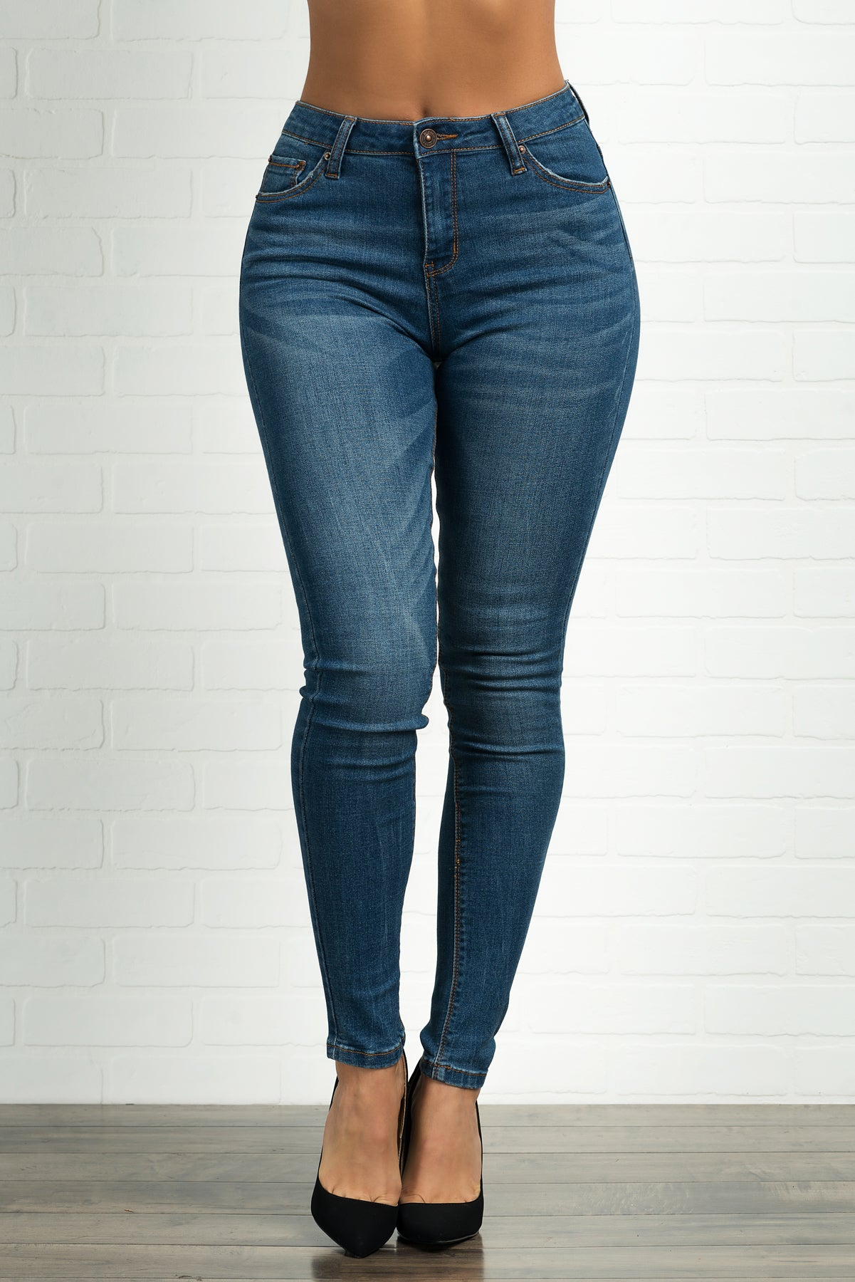 Valerie Mid Rise Jeans