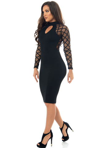 Lacy Dress - Fashion Effect Store  - 1