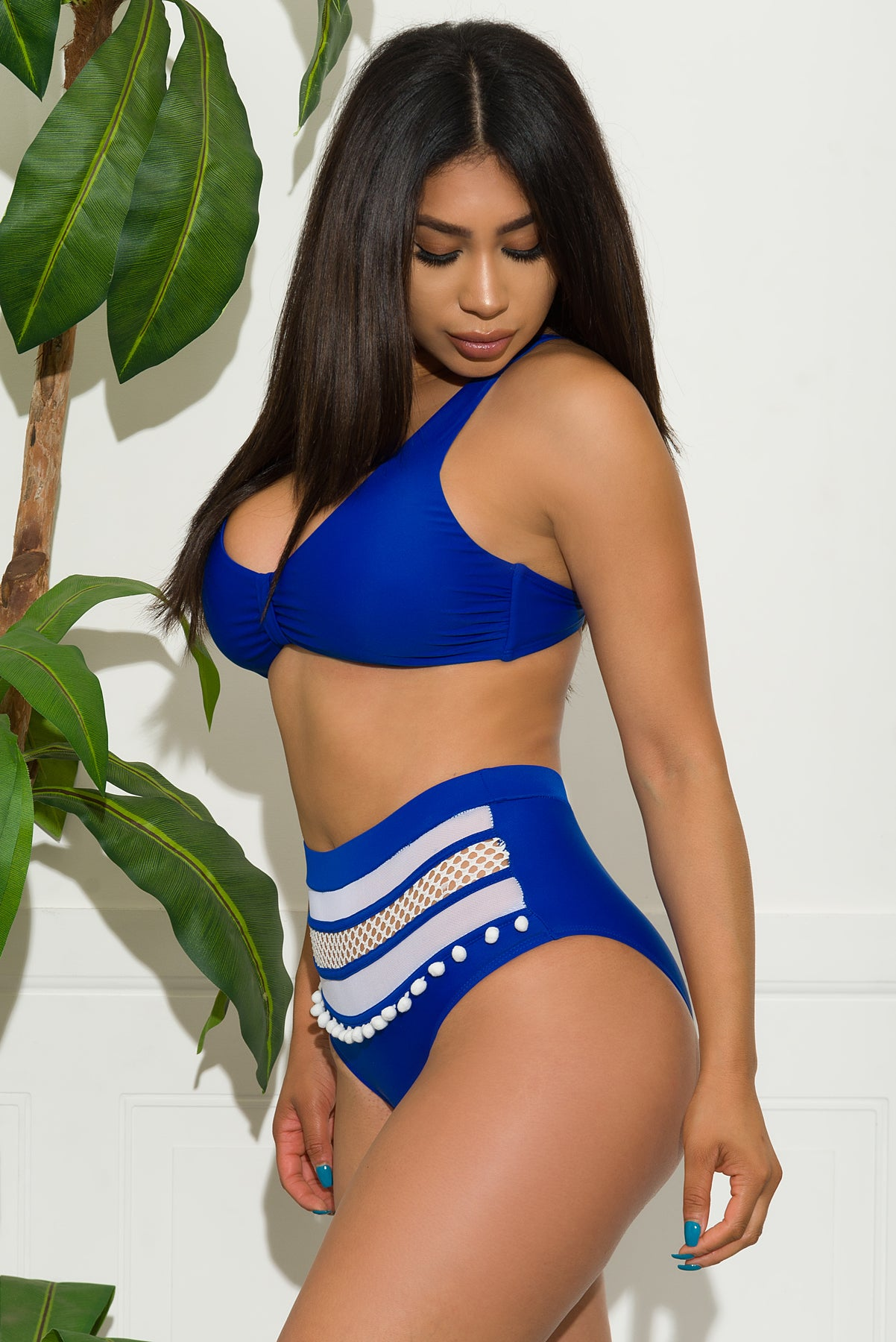 Bald Eagle Two Piece Swimsuit