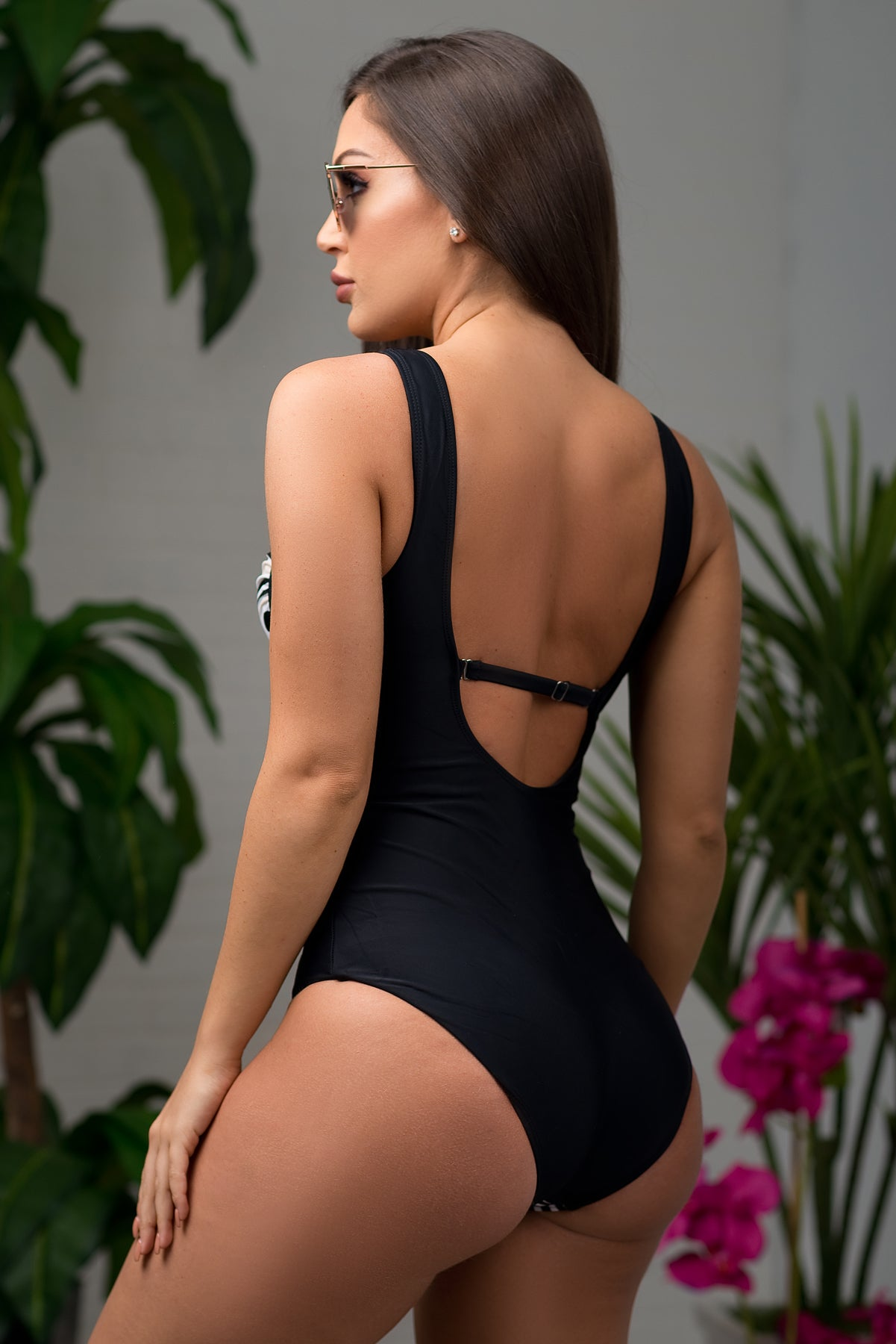 Meads Bay One Piece Swimsuit