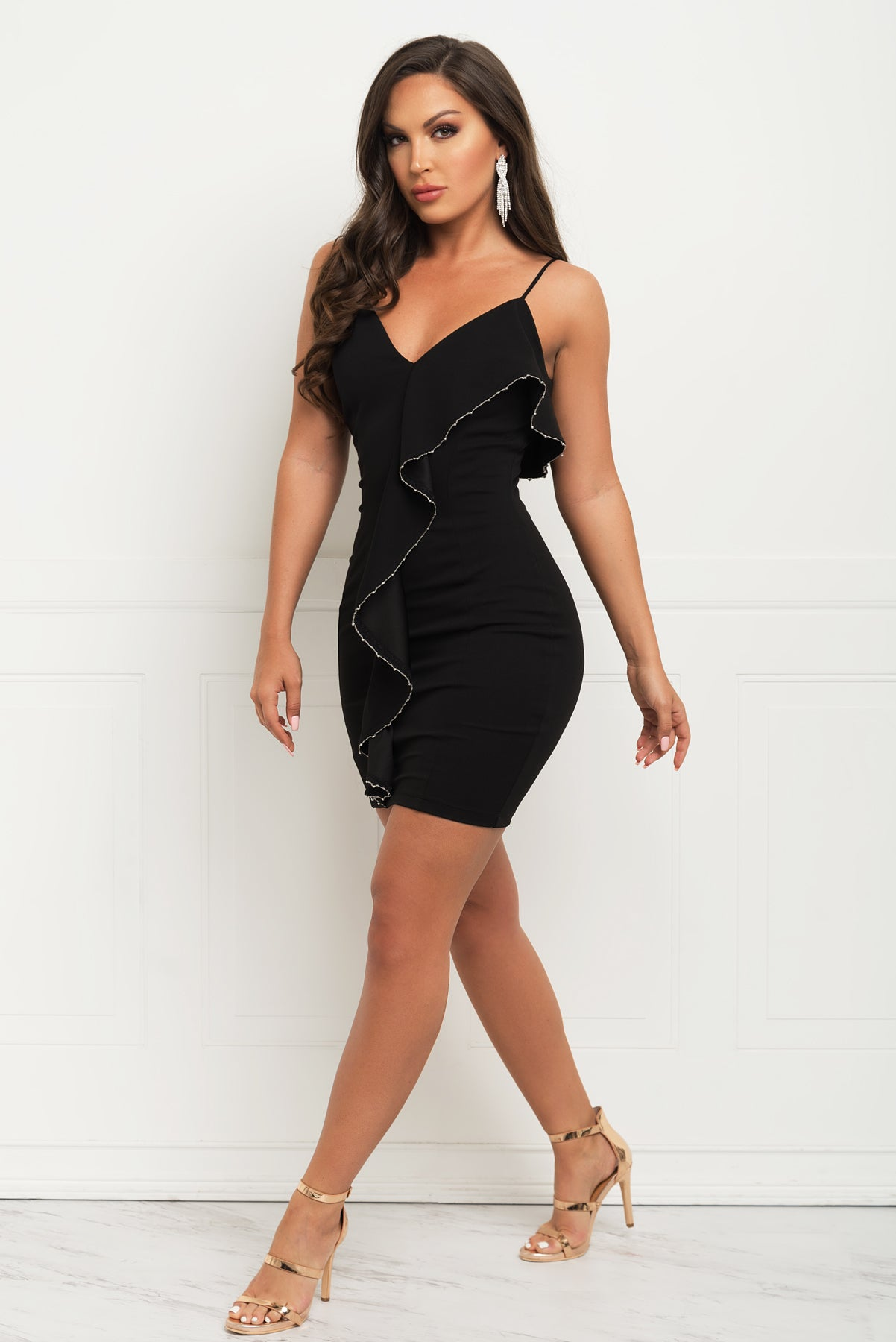 Veronica Dress - Black