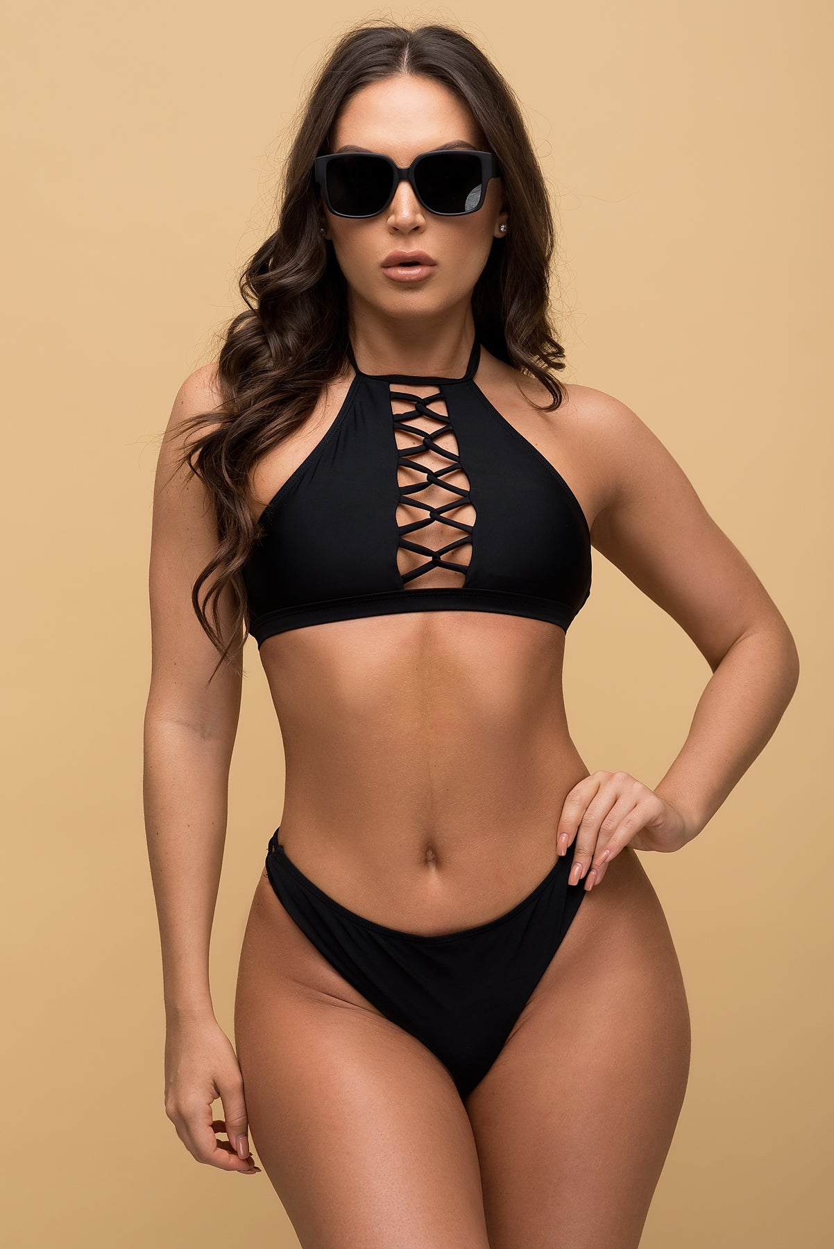 Dana Point Two Piece Swimsuit