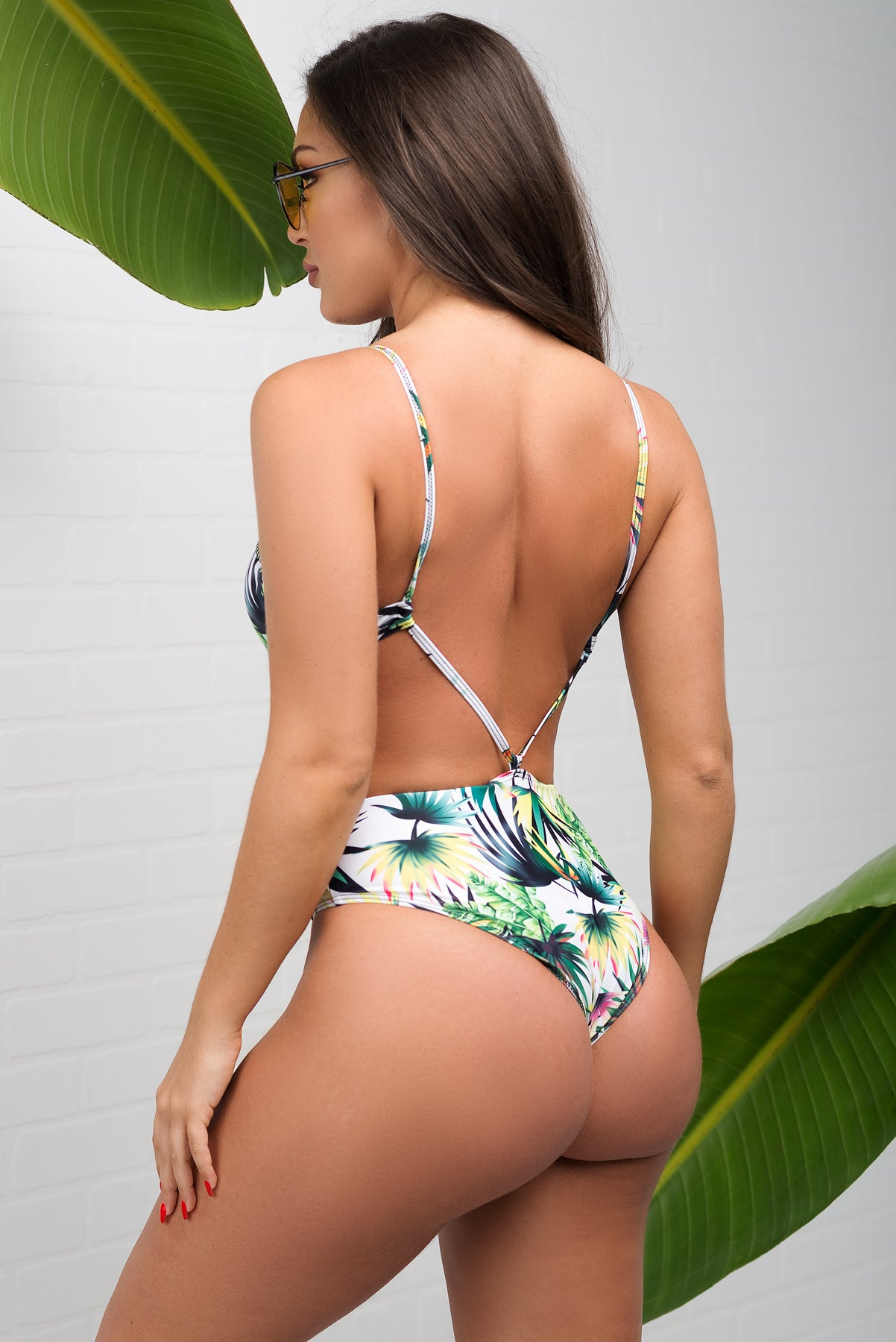 Havana One Piece Swimsuit