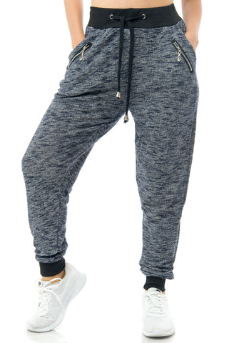 Sammy Blue Joggers - Fashion Effect Store  - 1