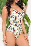 Withsunday Islands One Piece Swimsuit