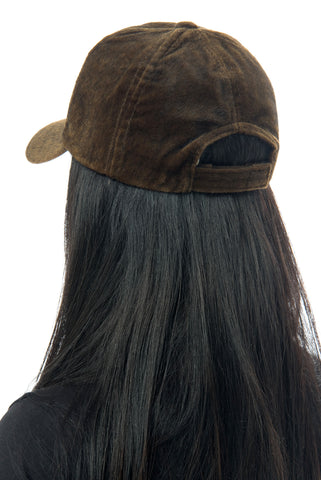 Mindy Olive Cap - Fashion Effect Store  - 2