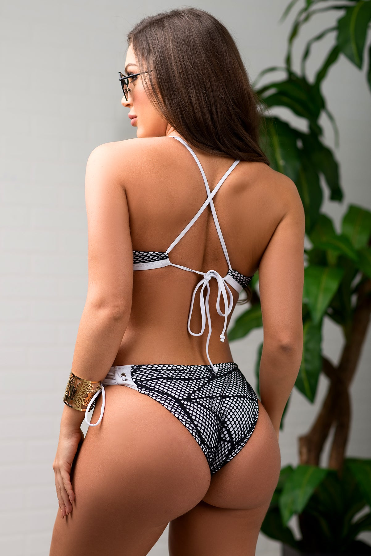 Pearl Island Two Piece Swimsuit