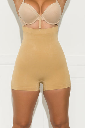 Every Day Body Shaper Boyshort Nude