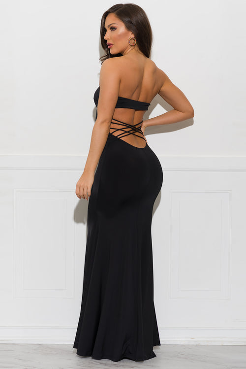 Shayla Dress - Black