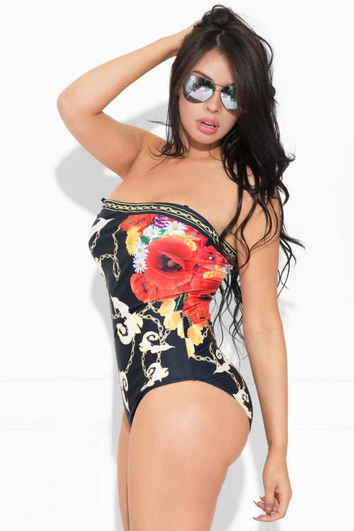 Cancun One Piece Swimsuit
