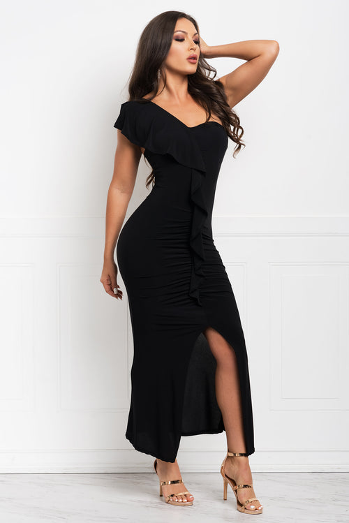 Cindy  Dress - Black