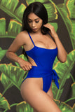 Blue Lagoon One Piece Swimsuit Royal Blue