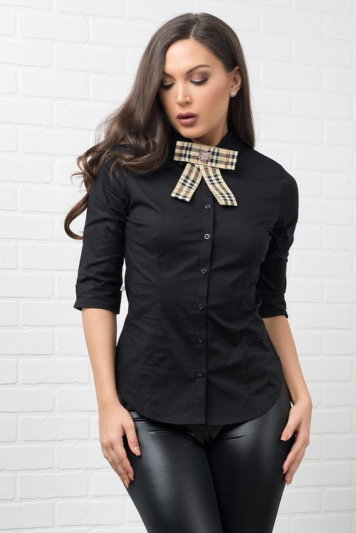 Hannah Blouse - Black