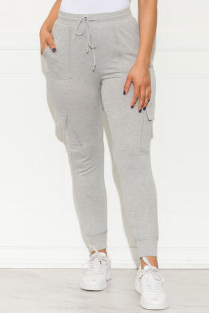 So Close Jogger Heather Grey