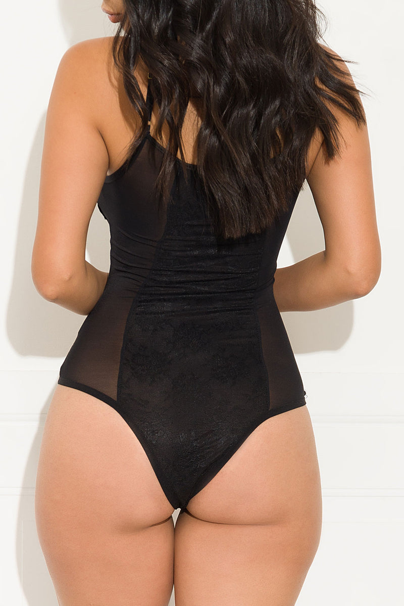 The Best Of Me Bodysuit Black