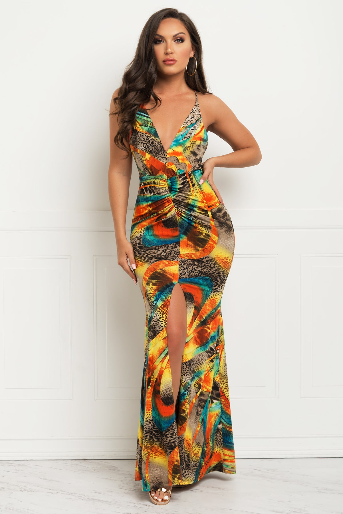 Avalon Maxi Dress