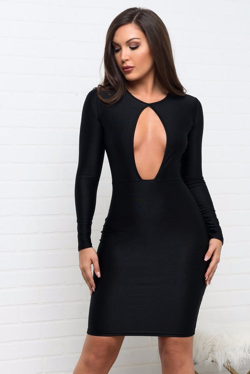 Ebonnie Dress - Black