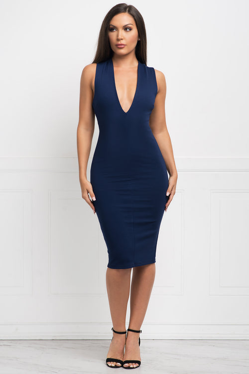 Love At First Sight - Navy Blue