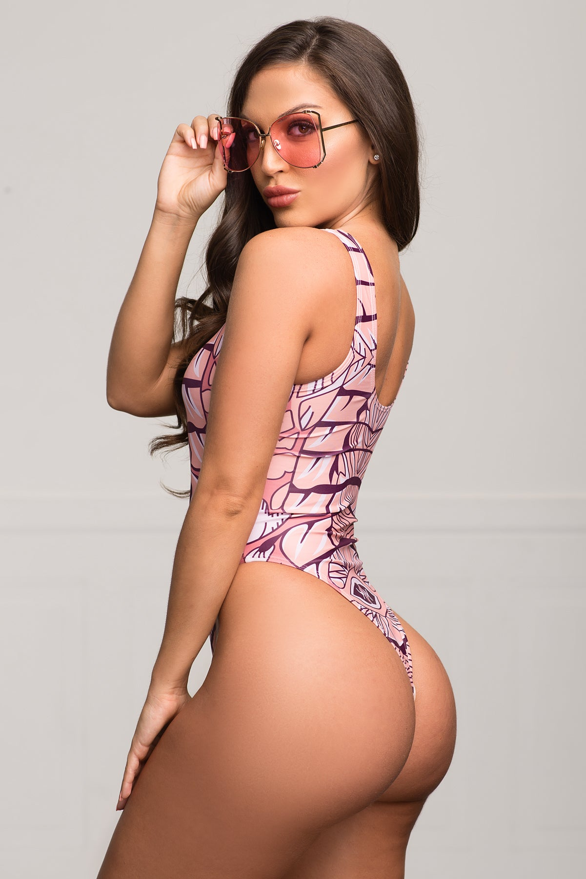 Cameron  One Piece Swimsuit