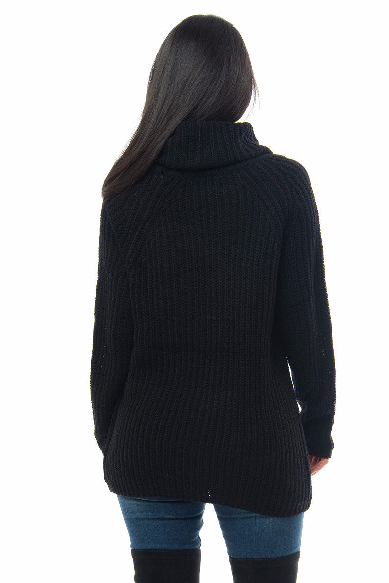 Sweater Weather Black - Fashion Effect Store  - 2