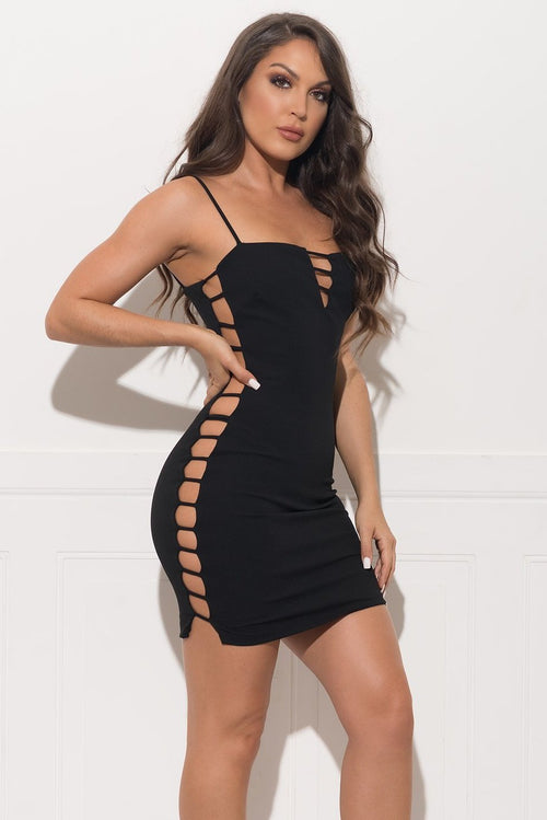 Kyra Dress - Black