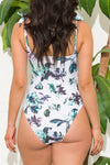 Bamboo Bay One Piece Swimsuit