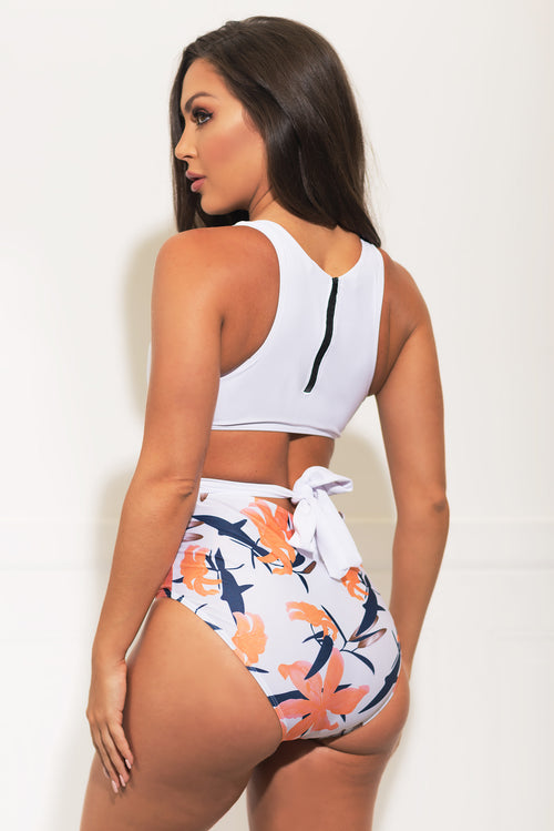 Salty Vibes One Piece Swimsuit