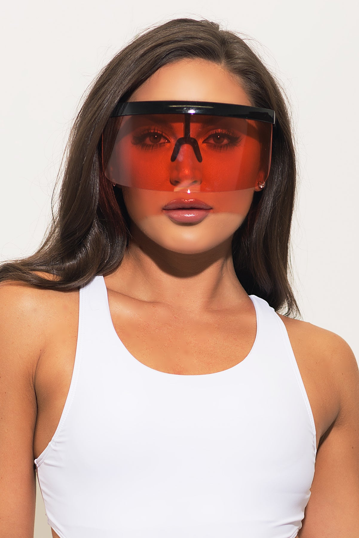 Shield Visor Sunglasses