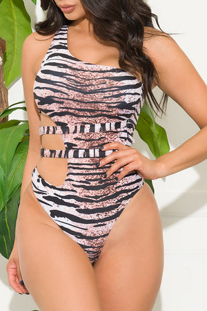 Teavora Beach One Piece Swimsuit