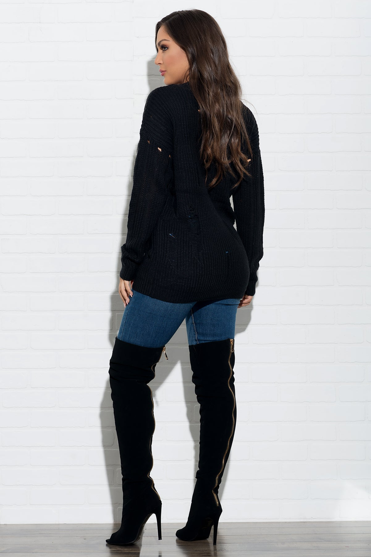 Katia Sweater - Black
