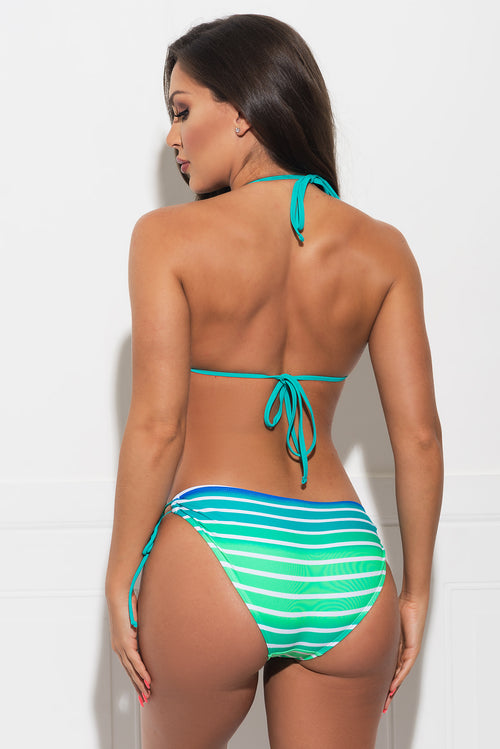 La Jolla Shore Two Piece Swimsuit - Teal
