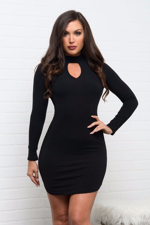 Rayne Dress - Black