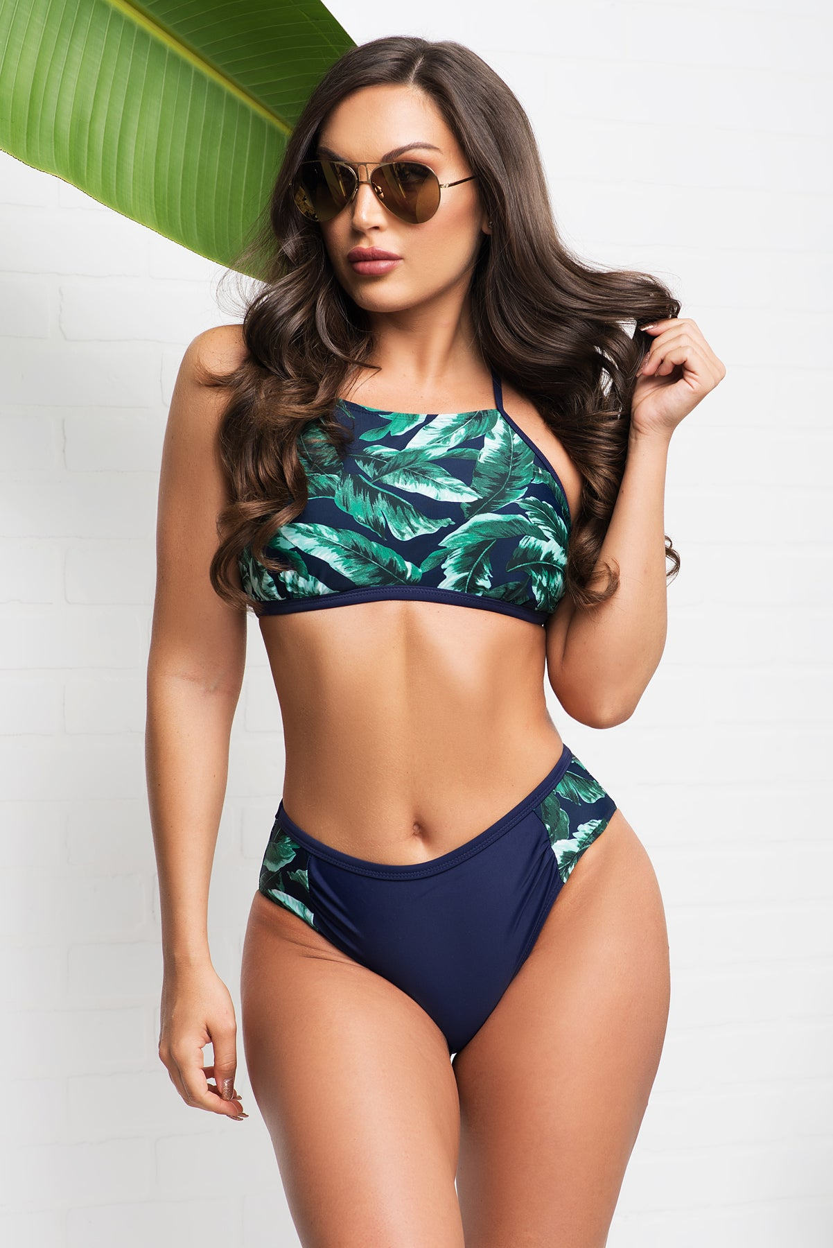 Ventura Beach Two Piece Swimsuit