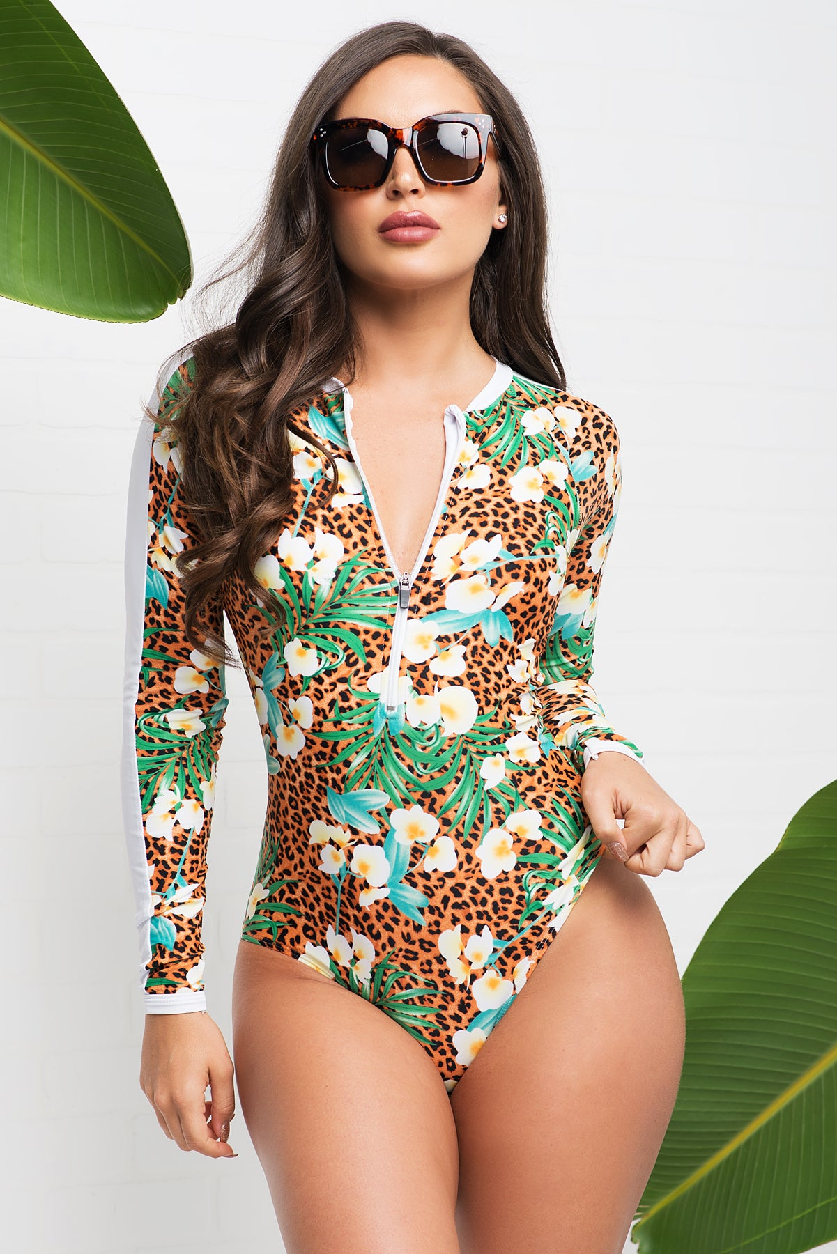 Pigeon Point One Piece Swimsuit